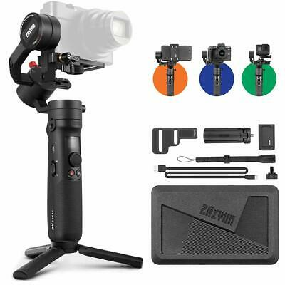 AU285 • Buy Zhiyun-Tech CRANE-M2 3-Axis Handheld Smartphone Gimbal Stabilizer For Gopro7 6 5
