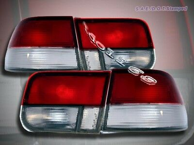 $76.99 • Buy Fit For 1996 1997 1998 1999-00 HONDA CIVIC LX/EX/SI TAIL LIGHTS