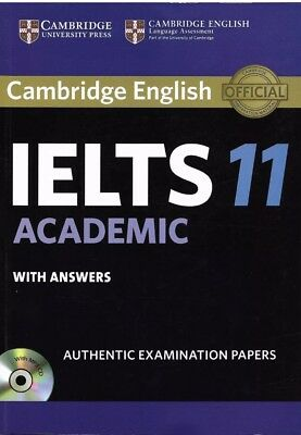 £13.99 • Buy Cambridge IELTS 11 Academic Student's Book With Answers And DVD