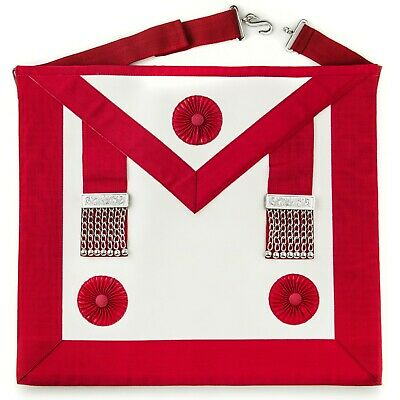 Craft Provincial Stewards Apron With Rosettes • 29.99£