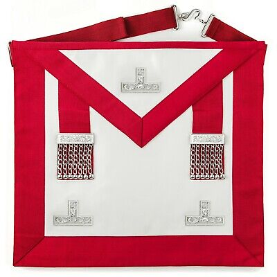 Craft Provincial Steward Apron With Levels • 24.99£