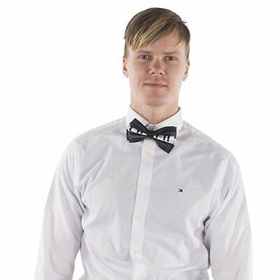 £8.99 • Buy Dress Up America Piano Bow Tie Great For Adults And Kids