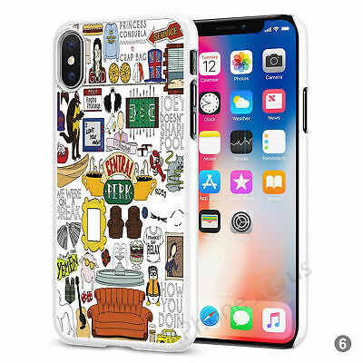 Friends Case Cover For Apple IPhone Samsung Huawei Nokia Etc 092-6 • 5.31£