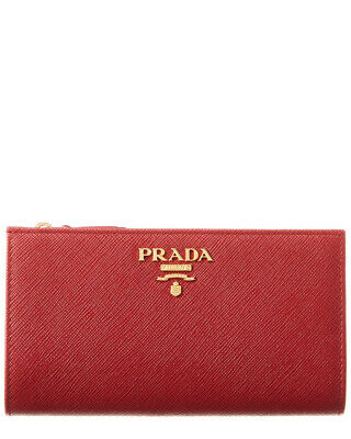 131484b9 prada red wallet