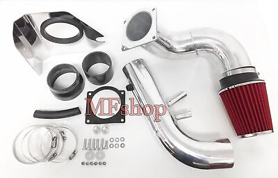 $59.99 • Buy Red For 1996-2004 Ford Mustang GT 4.6L V8 Heat Shield Cold Air Intake + Filter
