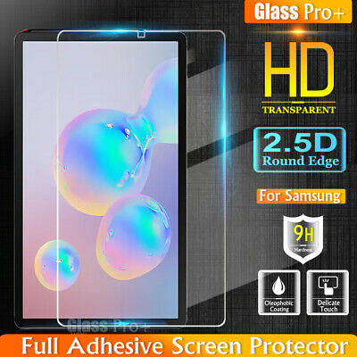 AU9.95 • Buy For Samsung Galaxy Tab S6 S6 Lite Glass Pro+ Tempered Glass Screen Protector