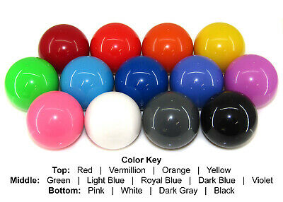 $2.99 • Buy Sanwa Arcade Joystick Ball Top LB-35 - Select A Color! (US Seller)