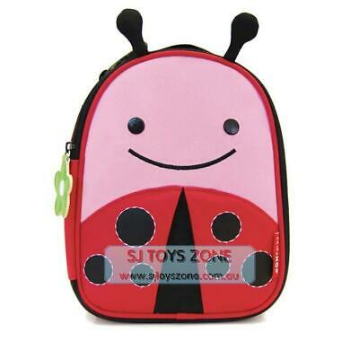 Skip Hop Kids Zoo Lunchie Bag Ladybug • 13.45£