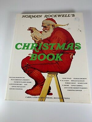 $ CDN9.71 • Buy Rare Norman Rockwell's Christmas Book Hardcover – 1977 Printed In Singapore