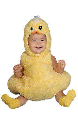 £17.99 • Buy Dress Up America Cute Little Baby Duck Costume Newborn Girl Boy Baby Outfits