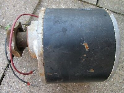 Dc Electric Motor With Built In Gearbox, Gear Motor, 36 Volts, Used. • 125£
