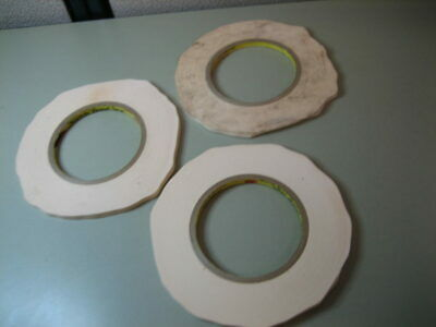 $ CDN10.63 • Buy 3M Scotch High Performance Fine Masking Tape 1/4  - LOT OF 3
