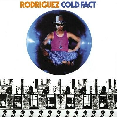 Rodriguez - Cold Fact   Cd New • 16.49£