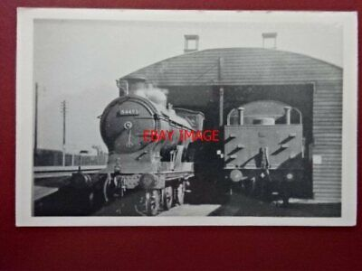 £3 • Buy Photo  Helmsdale Loco Shed Aug 1960 Lms Loco 54495