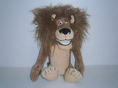 ST1165 Collectable Alex The Lion From Madagascar Plush Toy 2005 • 6.17£