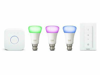 AU207.66 • Buy PHILIPS Hue White Bluetooth LED Bulb Set Various Model Bridge Switch Bargain New