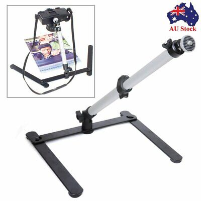 AU24.95 • Buy Tabletop Monopod Tripod Copy Stand Adjustable 1/4  Screw Fr DSLR Video Camera AU