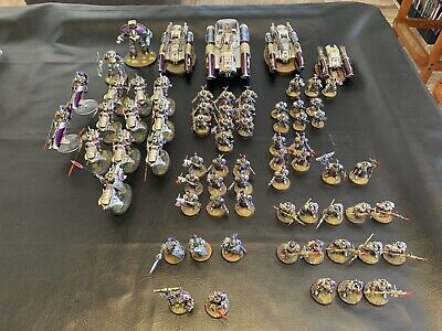 pro painted army