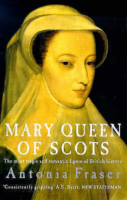 Mary Queen Of Scots, Fraser, Antonia, Very Good Book • 2.95£