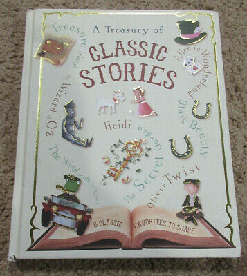 $4.75 • Buy Kids Books: A Treasury Of Classic Stories