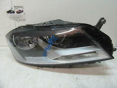 AU220 • Buy Volkswagen Passat Right Headlamp 3c/mk6 B7, Alltrack/sedan/wagon, Halogen Type,