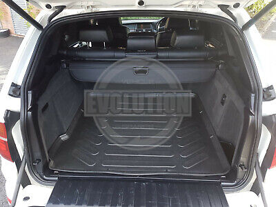 £22.99 • Buy For BMW X5 06-13 E70 Tailored Rubber Boot Liner Fitted Mat Dog Tray