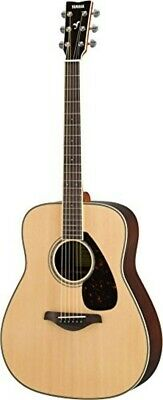 AU974.98 • Buy Yamaha FG830 Acoustic Guitar FG Series Natural With Soft Case