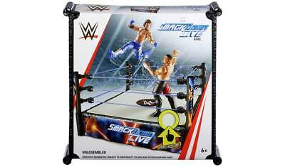 WWE Superstar Ring-Impressive 14-inches Across Size - Best Wrestling Toy  • 65.99£