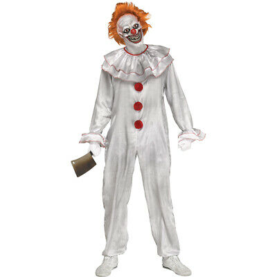 $42.95 • Buy Adult Carnevil Clown Pennywise It Costume
