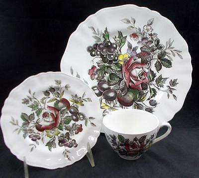AU37.41 • Buy JG Meakin GAINSBOROUGH Dinner Plate, Bread & Butter + Cup Only GREAT CONDITION