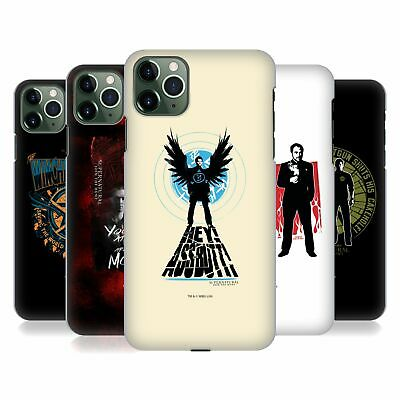 £14.95 • Buy OFFICIAL SUPERNATURAL GRAPHIC HARD BACK CASE FOR APPLE IPHONE PHONES