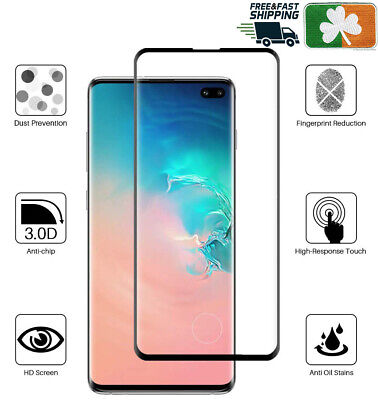 $ CDN8.22 • Buy Samsung Galaxy S8/S9/S10/S20 CASE FRIENDLY 5D HD Tempered Glass Screen Protector