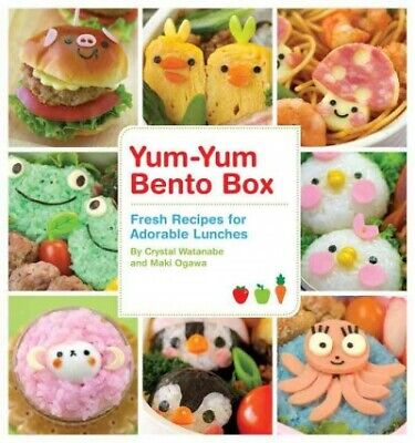 AU26.33 • Buy Yum-Yum Bento Box : Fresh Recipes For Adorable Lunches, Paperback By Watanabe...