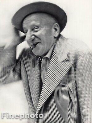 $168.34 • Buy 1953 Jimmy Durante By Richard Avedon Actor Singer Comedian Piano Vintage Photo