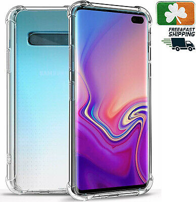 $ CDN6.72 • Buy Samsung Galaxy S10 S9 S8 Plus Note 10 A10/70 Case Shockproof Clear Bumper Cover