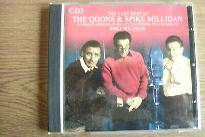 The Goons & Spike Milligan - The Very Best Of (CD-Audio) . FREE UK P+P ......... • 3.89£