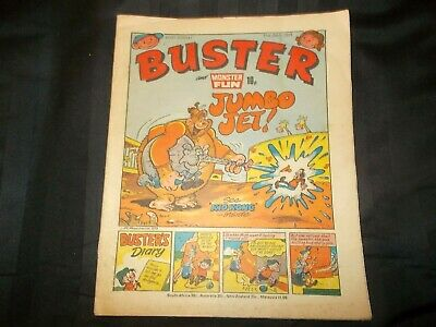 BUSTER Comic 21st July 1979 The Amusement Arcade • 6£