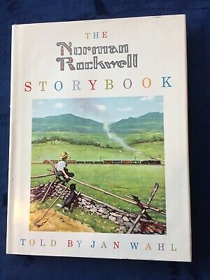 $ CDN191.04 • Buy Norman Rockwell Storybook, Vintage Hardcover 1969, Signed Copy