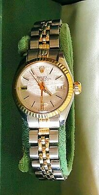 $ CDN3600 • Buy One Ladies ROLEX Oyster Perpetual Datejust Chronometer. FREE SHIPPING