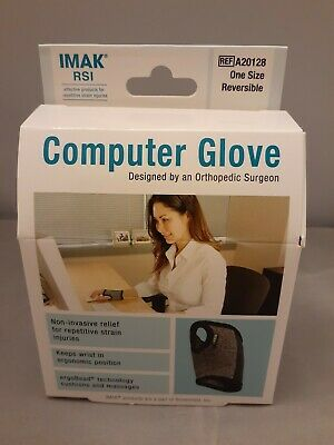 $21.49 • Buy IMAK Products Computer Glove - Wrist Support #20128 - New!