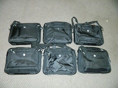 $ CDN80.08 • Buy Lot Of 6 OEM Authentic Dell Laptop Tablet Computer Cases 16  Wide Carrying Bag