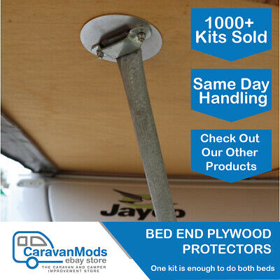 AU19.99 • Buy  Bed End Plate X4 Ply Wood Protectors To Suit Jayco Camper Trailers Modification