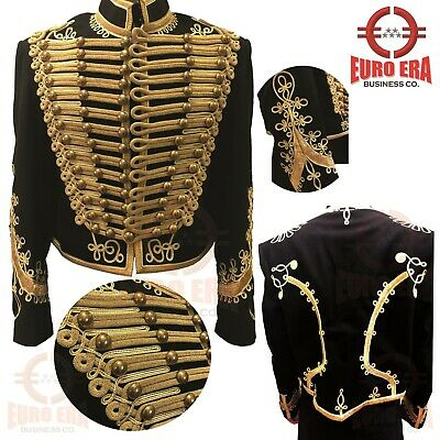 Adam Ant Hussars Tunic Military Jacket Professional Edition, Reproduction • 182.86£