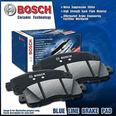 AU66.95 • Buy 4 Pcs Bosch Front Disc Brake Pads For Kia Grand Carnival VQ 3.8 Pregio TB 2.7 D