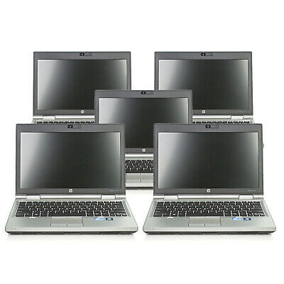 $ CDN462.57 • Buy Lot Of 5 HP EliteBook 2570P Laptop I5 Min 2.50GHz 4GB RAM - No HDD No OS No Batt