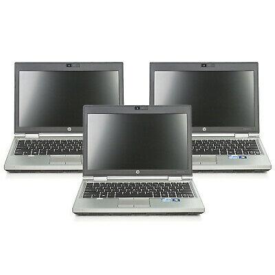 $ CDN284.66 • Buy Lot Of 3 HP EliteBook 2570P Laptop I5 Min 2.50GHz 4GB RAM - No HDD No OS No Batt