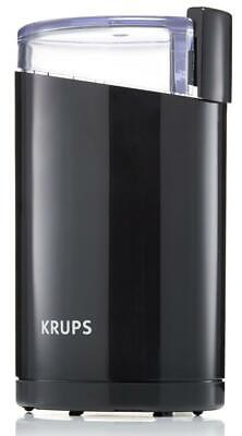 Krups F20342 200W 75g Stainless Steel Twin Blades Coffee Mill • 22.50£