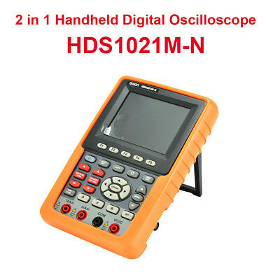 2in1 Handheld 20MHz Digital Oscilloscope SCPI DSO+Multimeter FFT Circuit Testing • 189.89£