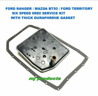 AU65 • Buy Ford Ranger / Mazda Bt50 / Ford Territory 6r80 Transmission Service Kit