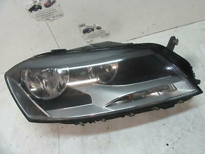 AU200 • Buy Volkswagen Passat Right Headlamp 3c/mk6 B7, Alltrack/sedan/wagon, Halogen Type,